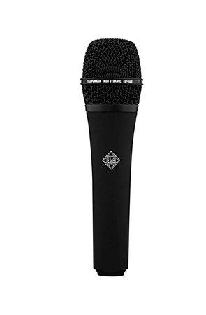 Amazon.com: Telefunken M80 Dynamic Vocal Microphone, Negro: Musical Instruments