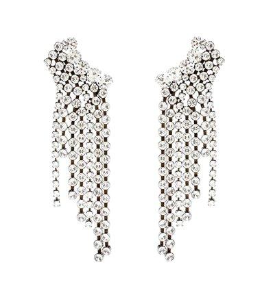 Isabel Marant - A Wild Shore crystal earrings | Mytheresa