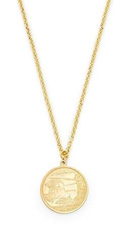 SHASHI Warrior Pendant Necklace | SHOPBOP