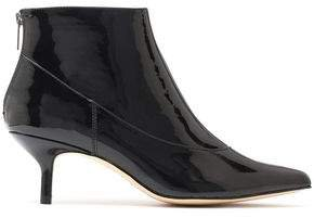 Tiana Patent-leather Ankle Boots