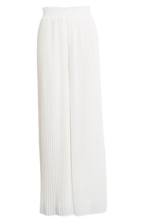 Endless Rose Pleated Wide Leg Pants | Nordstrom