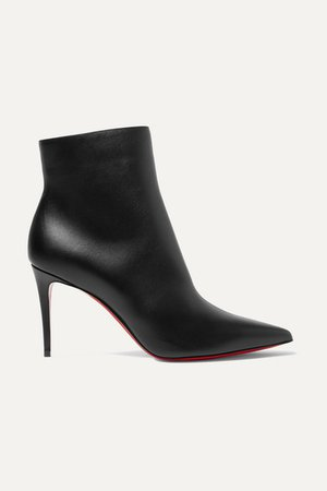 Christian Louboutin | So Kate 85 leather ankle boots | NET-A-PORTER.COM