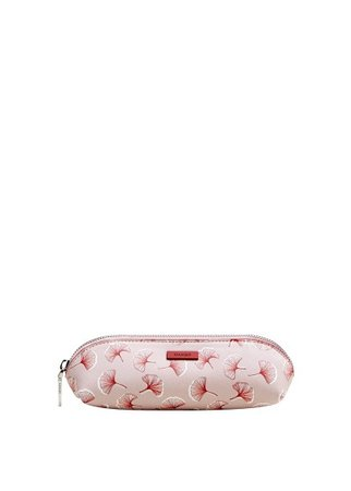 MANGO Printed pencil case