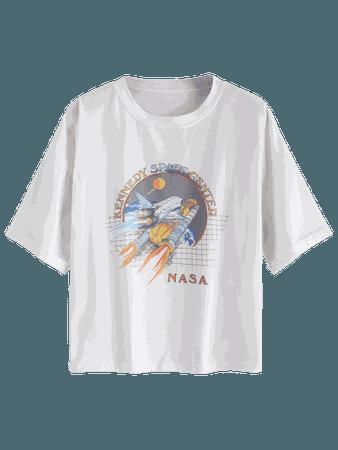 Tees For Women | Cool T Shirts & Vintage, Black, White T Shirt | ZAFUL