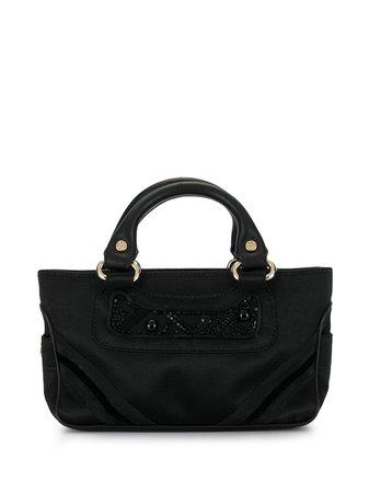 Céline Pre-Owned Mini Boogie Beads Handbag - Farfetch