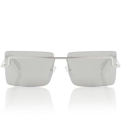 X Adam Selman The International sunglasses