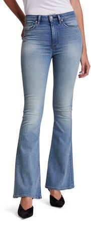 Holly High Waist Flare Jeans