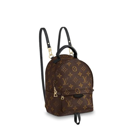 Palm Springs Backpack Mini Monogram - Handbags | LOUIS VUITTON ®