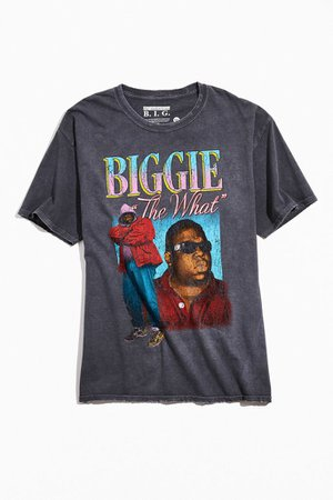 Biggie The What Vintage Tee | Urban Outfitters