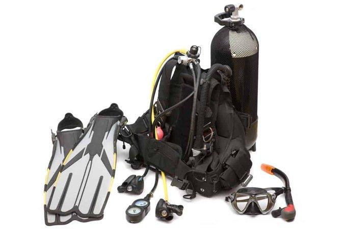 Diving Gear Equipment