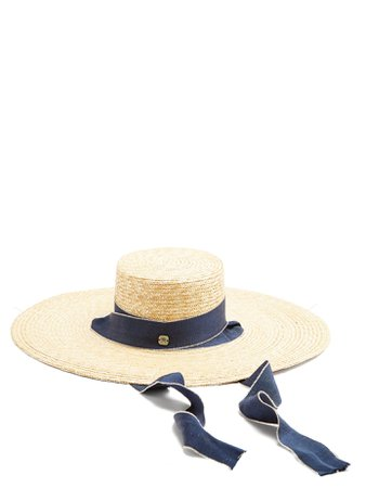 Venezia wide-brimmed straw hat | Filù Hats | MATCHESFASHION.COM US