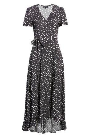 Lira Clothing Wild Hearts Maxi Wrap Dress | Nordstrom