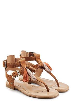 Lecia Suede Sandals Gr. US 9