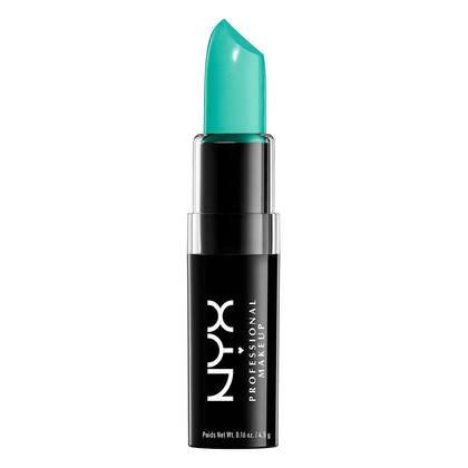 NYX Macaron Lippies (Mint-Green)