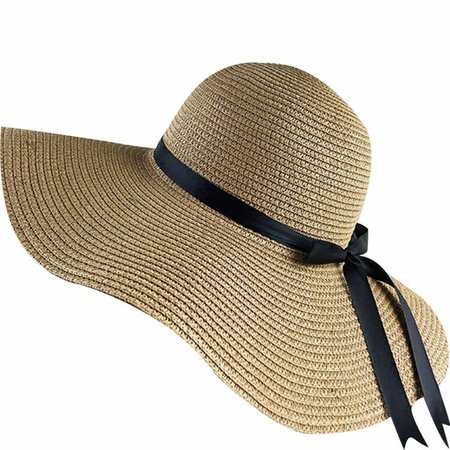 simple Foldable Wide Brim Floppy Girls Straw Hat Sun Hat Beach Women Summer Hat UV Protect Travel Cap Lady Cap Female| | - AliExpress