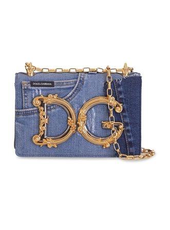 Dolce & Gabbana Dg Girls Shoulder Bag