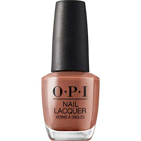OPI Nail Lacquer, Chocolate Moose
