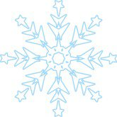Snowflakes - Clip Art Library