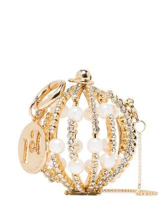 Rosantica Baby Sasha Sphere Mini Bag B005ORCRIBABY Gold | Farfetch