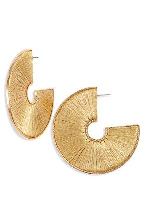 Mignonne Gavigan Fiona Mega Hoop Earrings | Nordstrom