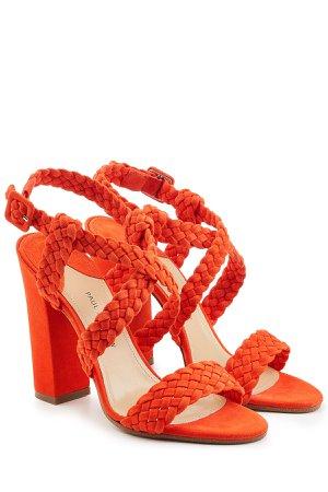 Suede Sandals Gr. IT 39