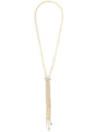 Rosantica Milky Way Crystal Necklace - Farfetch