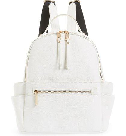 Mali + Lili Isabel Vegan Leather Backpack   Nordstrom