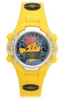 Pokemon Yellow Digital Watch