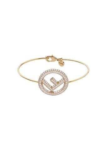 FENDI F is Fendi bracelet