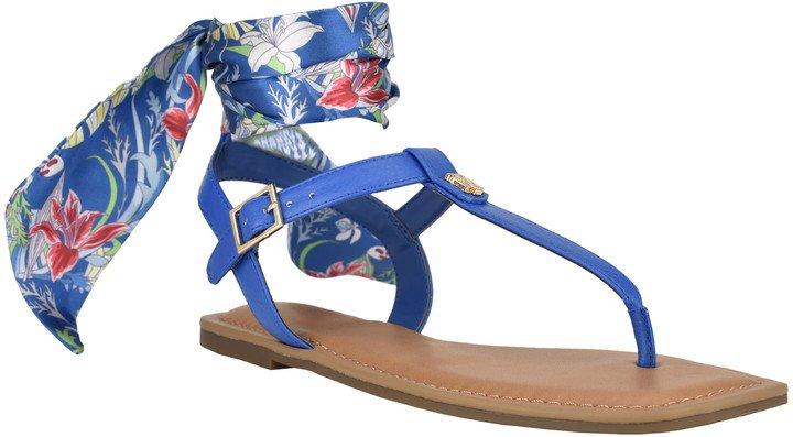 Jinis Ankle Wrap Sandal