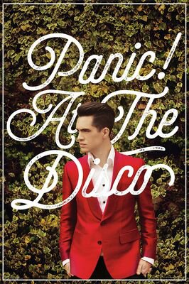 Panic! At The Disco Poster | Brendon Hedges | Panic! At The Disco Poster | EMP