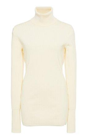 Ribbed-Knit Turtleneck Sweater by Joseph | Moda Operandi