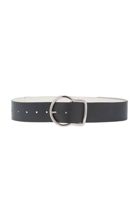 Dorothee Schumacher Buckled Leather Belt