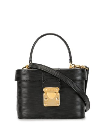 Fendi Pre-Owned Boxy two-way Bag - Farfetch