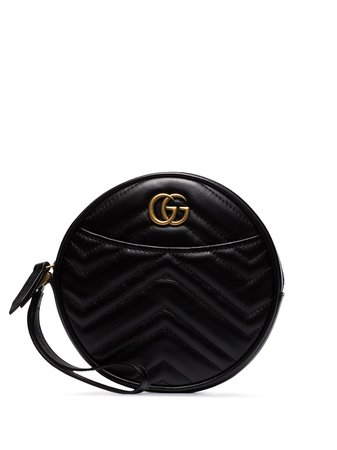 Gucci GG Marmont Round Clutch Bag - Farfetch