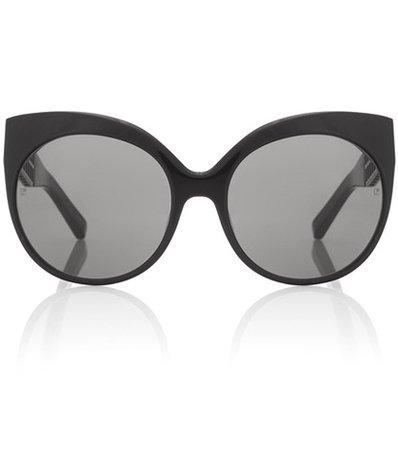 388 C2 cat-eye sunglasses