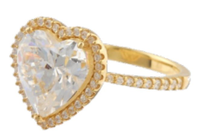 gold hearts 💕