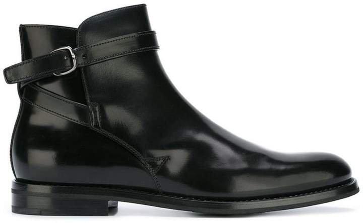 'Merthyr' boots