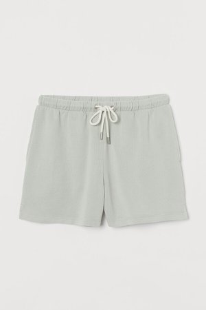 Sweatshorts - Green