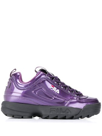 Fila Disruptor Lace Up Sneakers