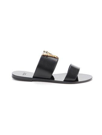 Versace Flat Sandals