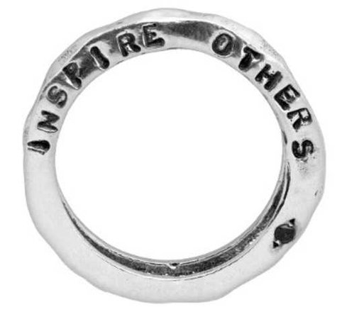 Silpada Inspire Others Ring