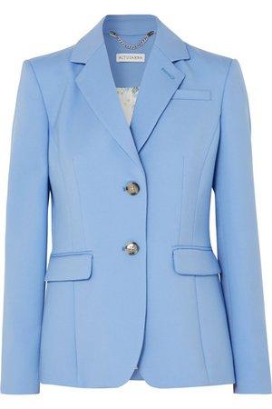 Altuzarra | Fenice wool-blend piqué blazer | NET-A-PORTER.COM