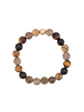 Nialaya Jewelry Multi-Stone Bracelet Aw19 | Farfetch.com
