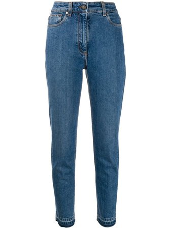 Etro Jean Skinny à Taille Haute - Farfetch