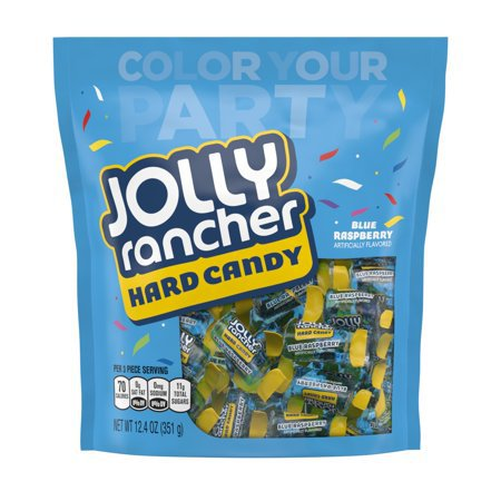 (2 Pack) Jolly Rancher, Hard Candy in Blue Raspberry Flavor, 12.4 Oz - Walmart.com