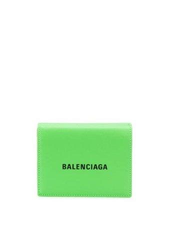 Balenciaga cash mini wallet - FARFETCH