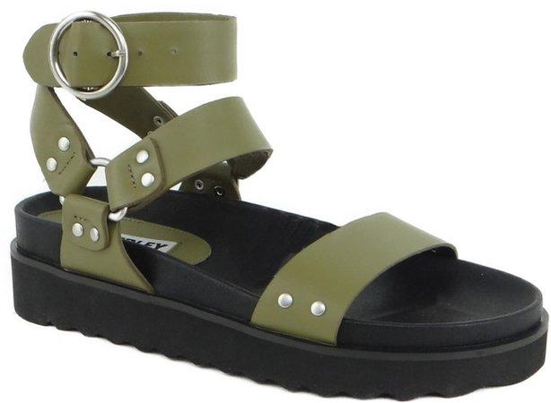 Burt Platform Sandal