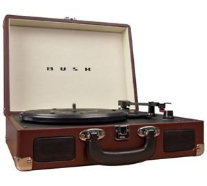 Bush Classic Retro Turntable