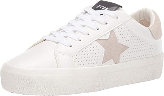 Amazon.com | Steve Madden Women's Starling Sneaker | Fashion Sneakers